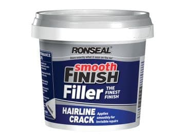 Smooth Finish Hairline Crack Filler 600g